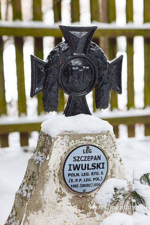"""Szczepan Iwulski """"Jan"""""""