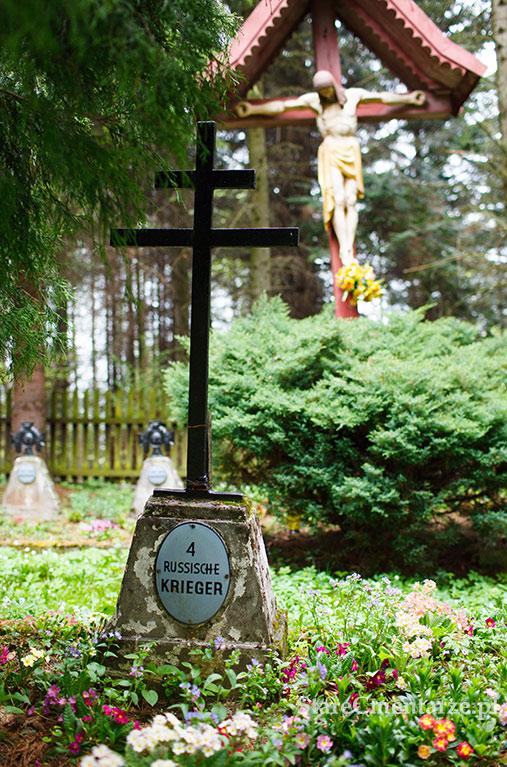 Tuchów-Garbek cmentarz wojenny