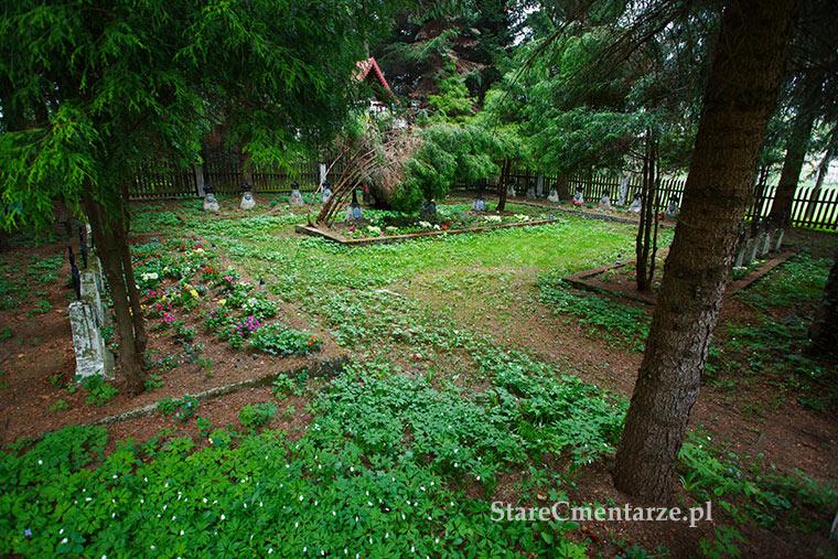 Tuchow-Garbek cmentarz wojenny