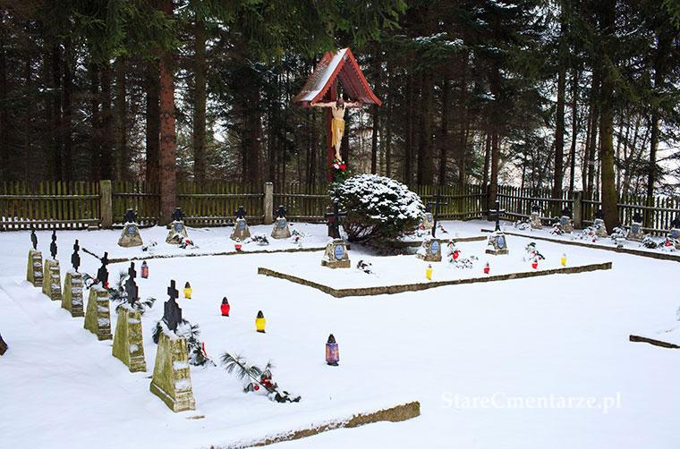 Tuchów cmentarz wojenny nr 158