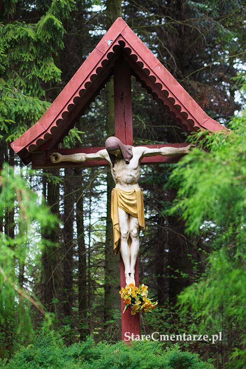 Tuchow Garbek krzyż