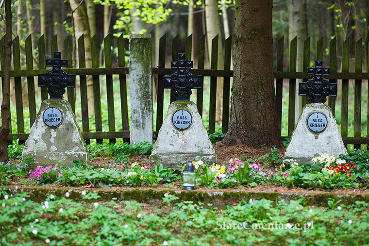 groby rosjan