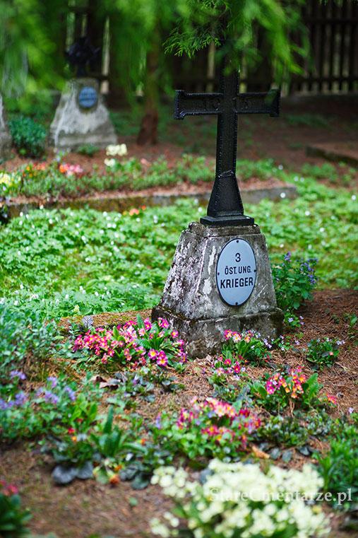 Kriegerfriedhof nr 158