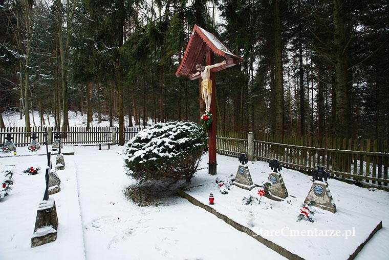 Vojnový cintorín z prvej svetovej vojny c. 158