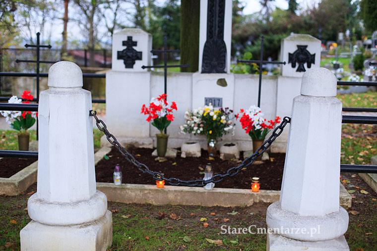 Chełm cmentarz z i wojny światowej