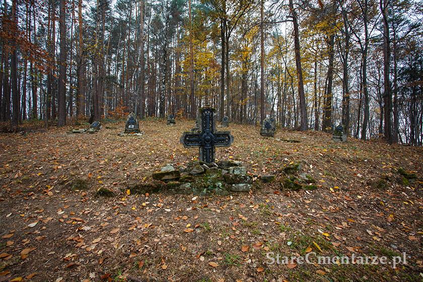 Wiśniowa cmentarz