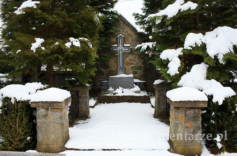 Muszyna cmentarz wojenny nr 345