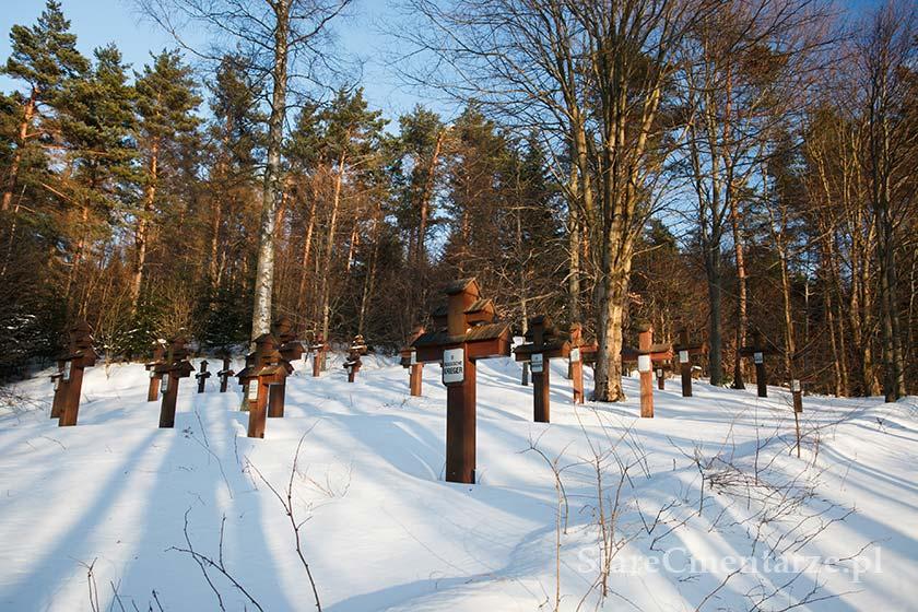Blechnarka cmentarz wojenny nr 49