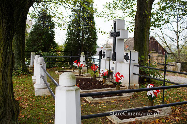 Chełm cmentarz wojenny nr 334