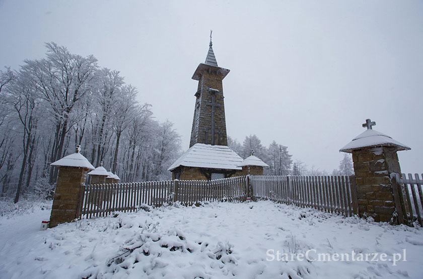 Konieczna – Beskidek cmentarz wojenny nr 46