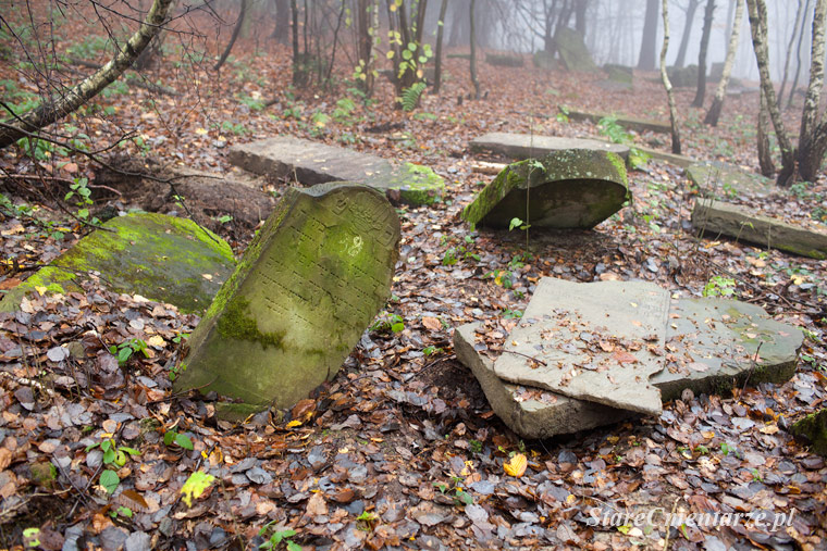 old jewish cemeteries in Poland